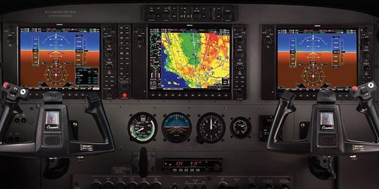 Cessna Grand Caravan state-of-the-art technology. Charter flights to Bahamas, Florida, Keys.