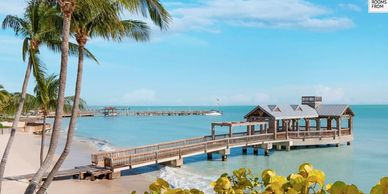 The Reach Key West, A Waldorf Astoria Resort, Key West, charter flights
