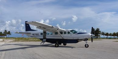 Charter flights to Key West, FL , Miami, Fort Lauderdale. Cessna Caravans. JetsetPrivateAir.com