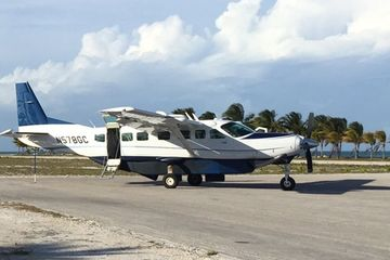 Single Seats to Abaco, Bahamas. Charter flight seats to Abaco with JetsetPrivate Air. Cessna Caravan