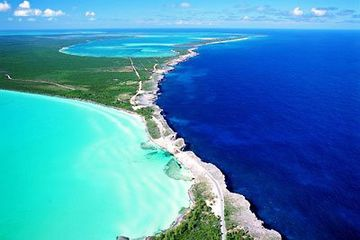 North Eleuthera Airport, charter flights from Miami and Fort Lauderdale, beach and islands