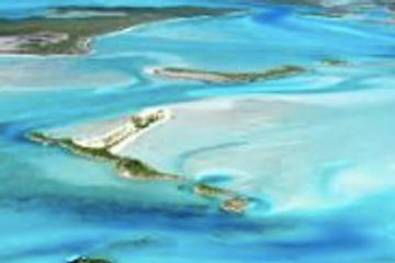 Beach in Exuma, charter flights to Exuma International Airport from Miami, Fort Lauderdale