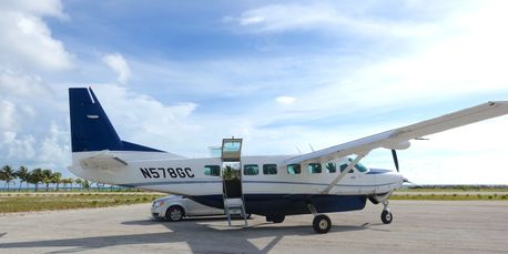 JetsetPrivate Air Adventurous Day in Bimini. Charter flights for day in Bimini, Bahamas Experiences