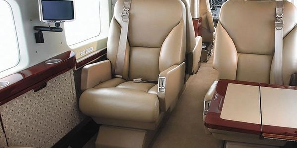 Cessna Grand Caravan. Charter flights to Bahamas, Florida, Keys. Private Air charter aircraft.