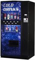 Dixie Narco 501 E Live Display Cheapvendingmachines.com