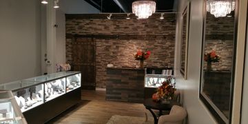 Jewelry store in Ashevelle, Designer jewelry,