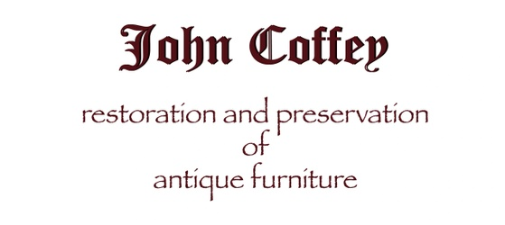 John Coffey, antique restorer
