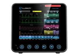 Datalys 805 patient monitor with ECG, SpO2, NIBP, Respiration and Temperature