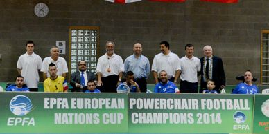 France crowned EPFA Nations Cup 2014 winners.