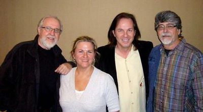 Here's Me with Norbert Putnam, Kelly Owen(Randy's Wife), & Randy Owen