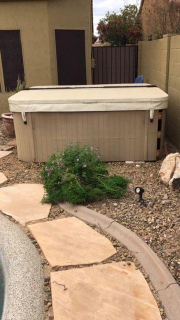 Hot Tub Removal Scottsdale