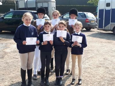 The Burton Hunt Branch of The Pony Club - Lincoln - Lincolnshire