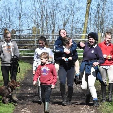Rallies - The Burton Hunt Branch of The Pony Club - Lincoln - Lincolnshire