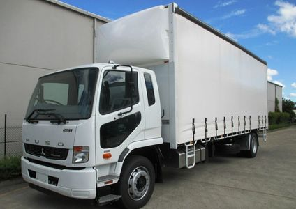 Curtainsider Freight Trucks