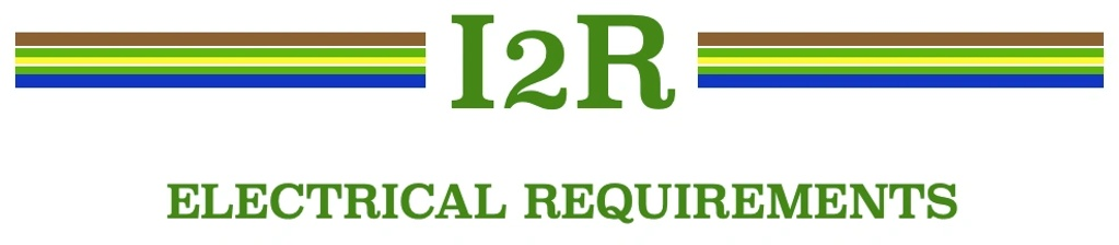 I2R Electrical Requirements