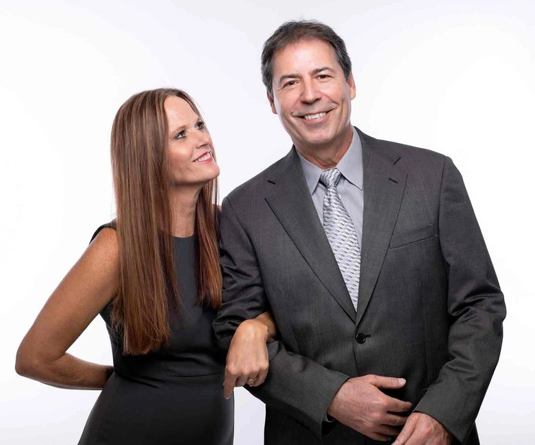 John Austin, Principal Broker-Owner and Michelle Austin, agent, America's Best Real Estate, in Utah