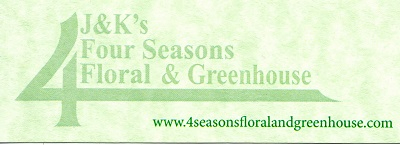 J&K's 4 Seasons Floral and Greenhouse