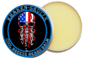 Cool Breeze Beard Balm from KRAKEN-SKULLS