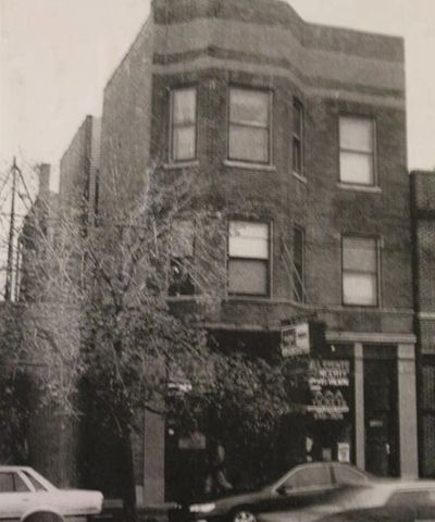 "FACC's first ""Rizal Center"" at 1113 Webster Avenue in the Lincoln Park neighborhood."
