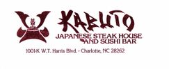 Kabuto Japanese House of Steaks And Sushi Bar