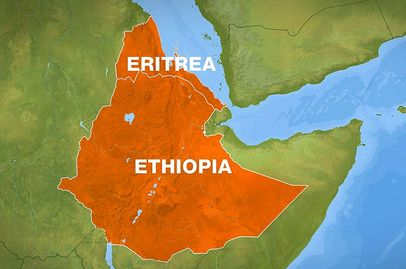 Ethiopia and Eritrea plus