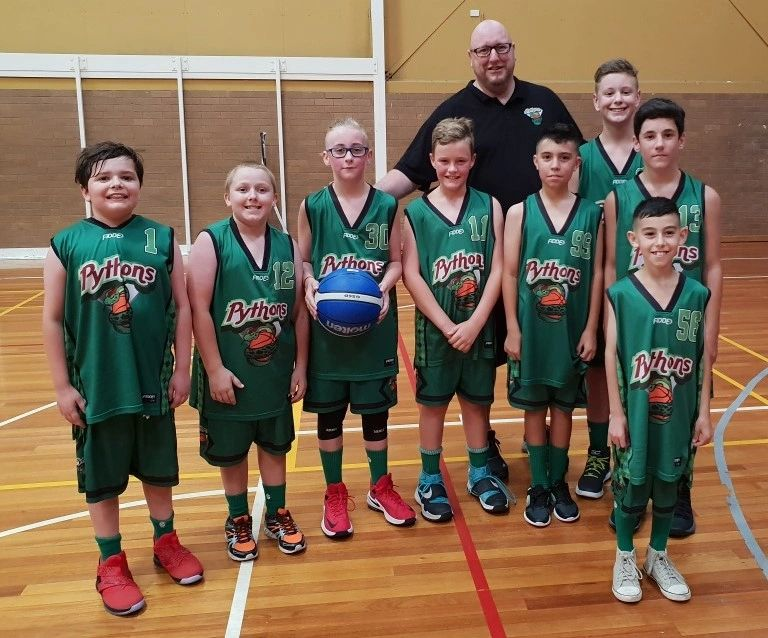 Pythons Basketball Club