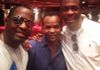 Johnny Gill and Keith Sweat