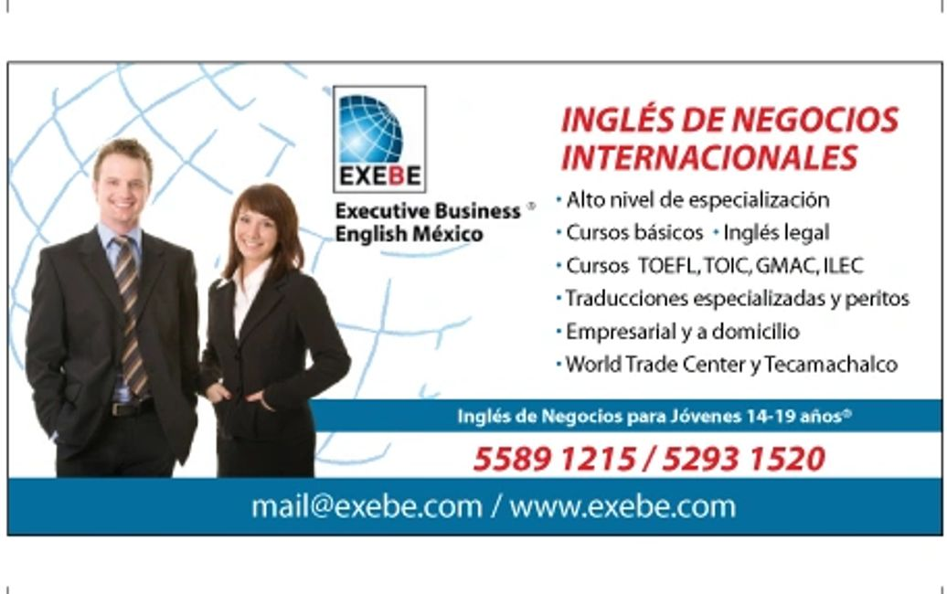 Inglés de Negocios - Business English, inglés legal, legal English, cursos inglés, escuelas inglés
