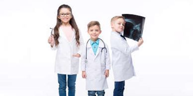 Junior Doctor's Camp - Science summer camp