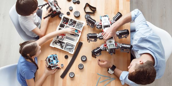 Robotics with LEGO® Mindstorms (Ages 9+)