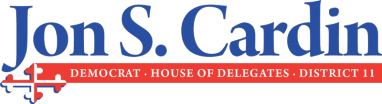 Jon Cardin: District 11 House of Delegates