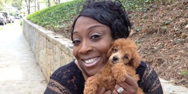 Wanda Smith, V-103, heaven sent puppies, red poodle, teacup poodle, puppies for sale, poodle,