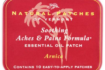 Natural Patches of Vermont Arnica Muscle & Joint Formula