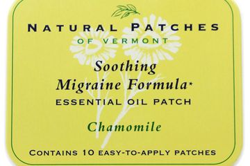 Natural Patches of Vermont Chamomile Migraine Formula