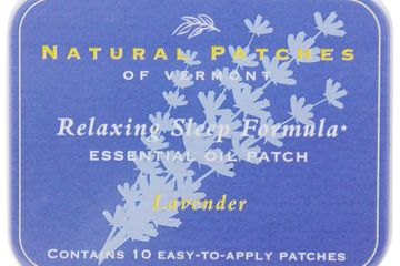 Natural Patches of Vermont Lavender Sleep Formula