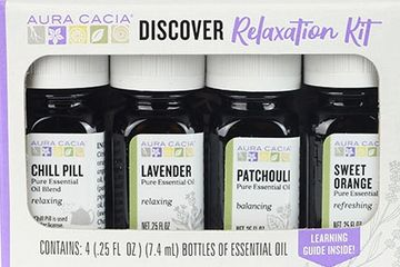 Aura Cacia Discover Relaxation Kit