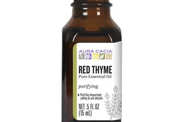 Aura Cacia Red Thyme Essential Oil