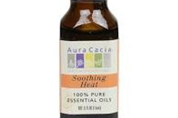 Aura Cacia Soothing Heat Essential Oil