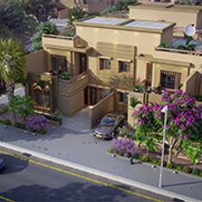 125 sq yards 3 bedroom Fazaia Bungalow with many amenities within the luxury compound;Halal Tijarat!