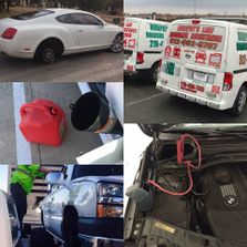 San Antonio, Texas Roadside Assistance Services