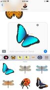 Apple iPhone Sticker Apps Picture