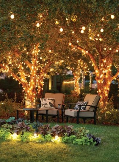 Outdoor Lighting Los Angeles