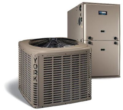 York High Efficiency Furnace and Air Conditioner