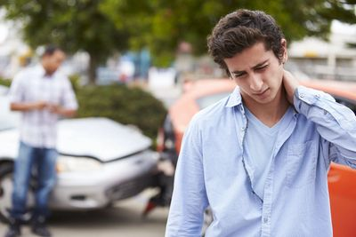 Whiplash Treatment in Portland, OR. After a car crash, you're more likely to suffer from whiplash and  associated neck pain. It's a good idea to get treatment immediately  following an auto accident or other trauma that may have caused  whiplash.