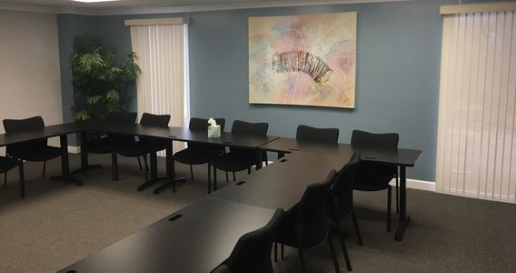 One of our conference center rental locations in Crest Hill, IL