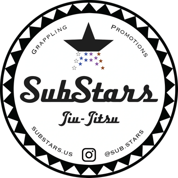 SubStars Grappling Promotions Logo Emblem