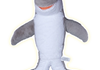 Shark used for Solway sharks Mascot comes with an embroidered shirt
