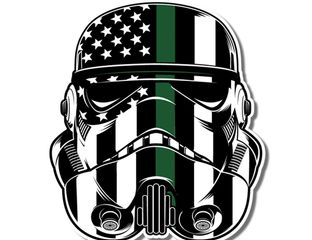 us border patrol storm trooper decal