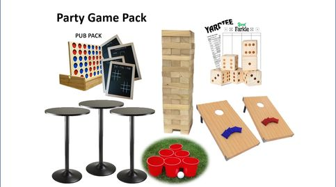 Party Game Package for events & weddings