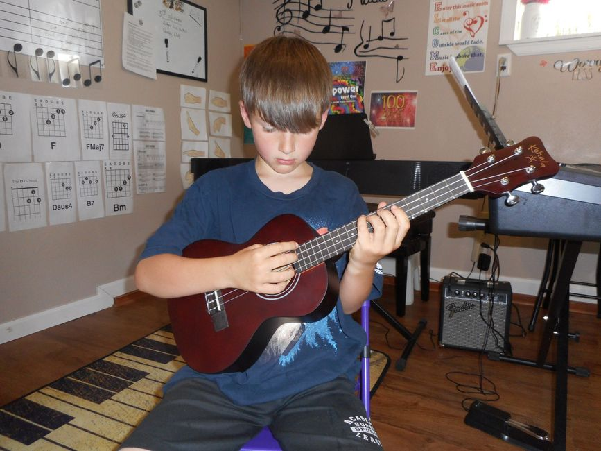 Ukulele Lessons for Kids and Adults, Ages 7-99, in Grand Junction, Colorado